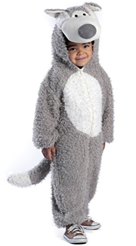Princess Paradise Child's Big Bad Wolf Deluxe Costume, As Shown, Medium - http://coolthings.us
