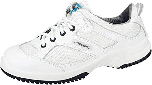 Abeba Abeba Uni66720-35Schuh unten weiß, Weiß, 6720-43