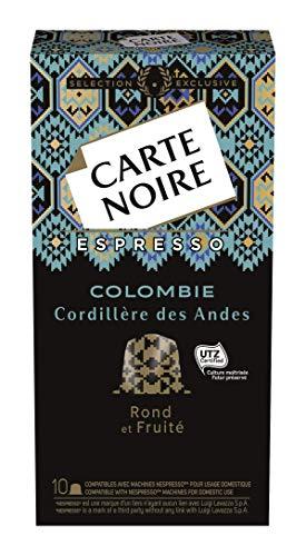 Carte Noire Café Espresso Colombie N°6 - 100...