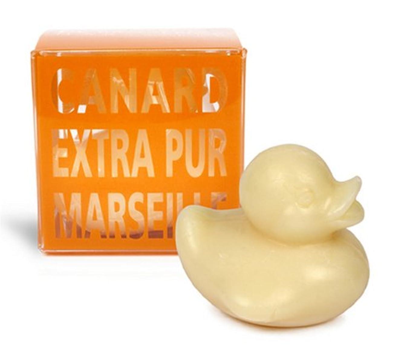 極めて重要なリスキーな動的エクストラピュア マルセイユ石けんダック オレンジ