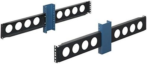 RackSolutions 2U 2Post Conversion Kit Server Rack Depth Extender