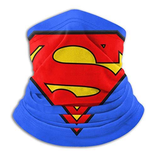 KW-Wosn Superman Multifonctions Cache Cou Casque Echarpe...