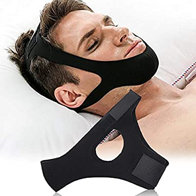 Anti Snoring Chin Strap, Anti Snoring, Snoring Chin Strap, Stop Snoring Solution, Snore Reducing Aids, Anti Snore Device, Snore Stopper Chin Straps Sleep AIDS for Snoring Sleeping Mouth Breather