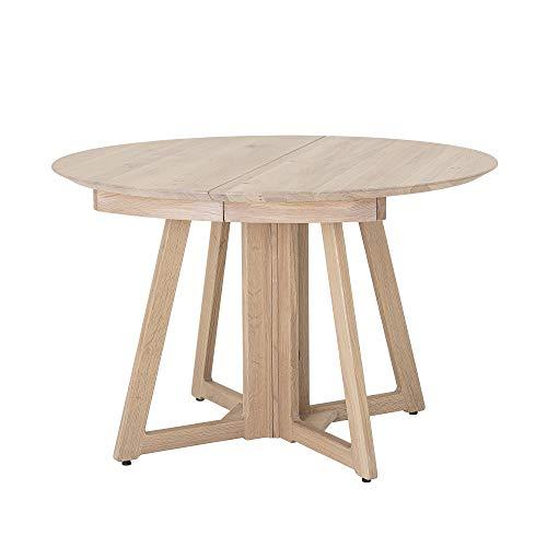 Bloomingville Table à manger Owen, nature, bois de chne