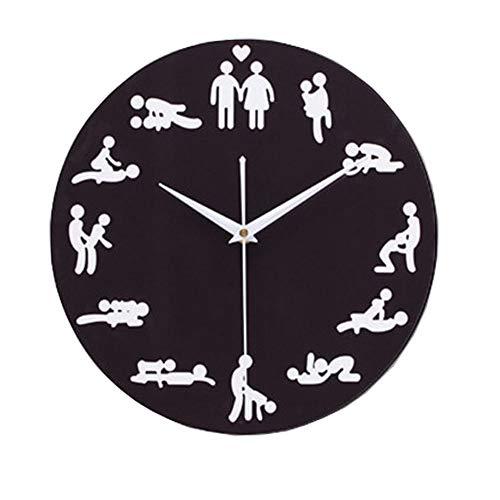 Reloj de Pared Creativo, Reloj único de...