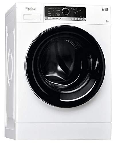 Whirlpool Supreme 9414 lavatrice Libera installazione Caricamento frontale Bianco 9 kg 1400 Giri/min A+++
