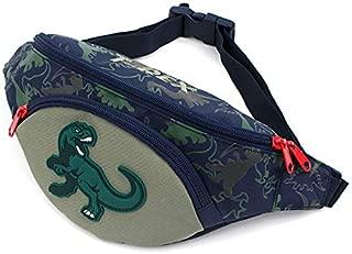 Waist Fanny Hip Pack Bag for Kids, Children, Girls (T-Rex)