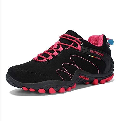 XIEZI Chaussures de randonnée Chaussures de Plein...