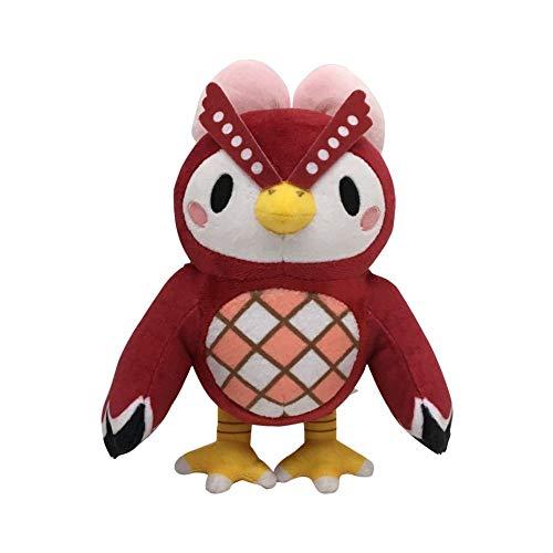 beibeiwang Animal Crossing Celeste Juguetes de Peluche Celeste Juguetes de Peluche Suave Peluche Anime Juguetes niños Regalos 20cm