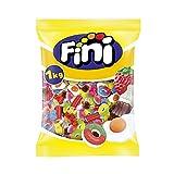 Fini Clear Little Mix, Caramelos de Goma, Ositos Gominola, Coca Cola, Huevos de Chuches, 1 Kg