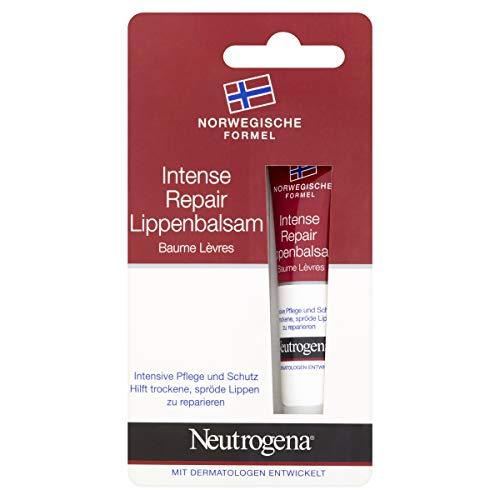 Neutrogena Norwegische Formel Intense Repair Lippenbalsam Pack