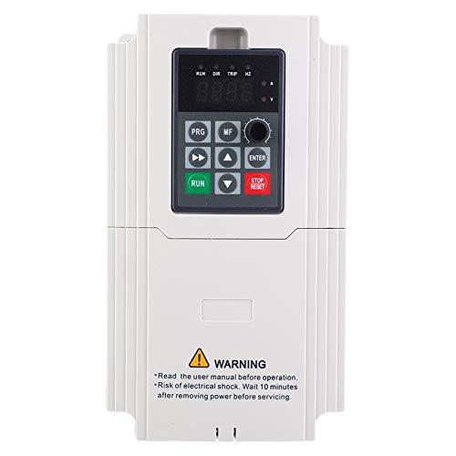 【𝐍𝐞𝒘 𝐘𝐞𝐚𝐫 𝐃𝐞𝐚𝐥𝐬】1.5KW-7.5KW VFD Frequenzumrichter 3-phasiger 380V-Eingang und -Ausgang für verschiedene Produktionsmaschinen, Trockenlüfter, Pumpen usw.(7.5KW)