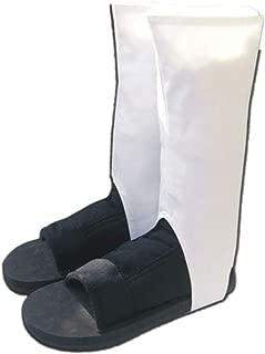 Love Anime Ninja Shinobi Cosplay Accessories-Universal Akatsuki Shoes Boots