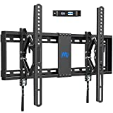Mounting Dream Soporte TV de Pared Inclinable y Extensible para la Muchos 42-70 Pulgadas LED, LCD, OLED y Plasma TVs hasta 45,5kg, MAX. VESA 600x400mm, con Fischer Taco, Soporte TV MD2104-03
