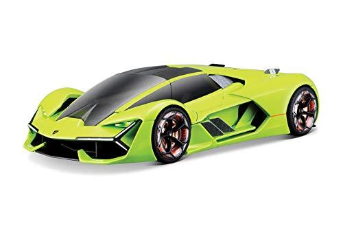 Bburago Lamborghini Terzo Millennio: Modellauto im Maßstab 1:24, Türen zum Öffnen, 19 cm, sortierte Farbe (18-21094)