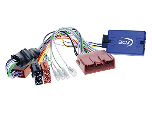 Lenkradfernbedienung Adapter Mazda 3 / 5 / 6 (Soundsystem) >