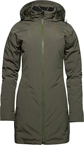 YETI RAA W's Hardshell Down Coat Damen Hardshellmantel mit Daune Mantel, wild Forest, Größe XXL