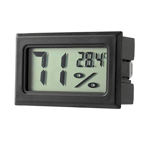 LED Aquarium Thermometer Wasserdichter LCD Digital Temperaturanzeige