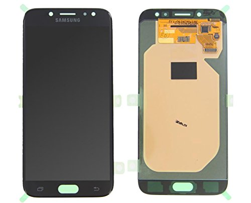 Handyteile24 ✅ LCD Display Bildschirm Digitizer Touchscreen in Schwarz GH97-20801A für Samsung Galaxy J7 (2017) J730F