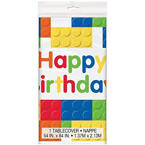 Bausteine, Geburtstagsparty-Zubehör