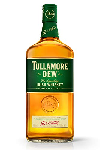 Tullamore D.E.W. The Legendary Irish Whiskey Tullamore Dew, 700 ml
