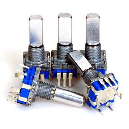 Veroda 10Pcs 12mm Rotary Encoder Switch with Keyswitch by Veroda