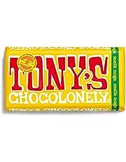 Tony's Chocolonely Chocolate con leche con turrón 180 g