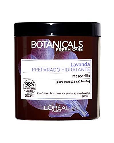 L'Oreal Paris Botanicals Máscarilla Hidratante, para cabello delicado - 200 ml