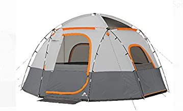 Ozark Trail 6-Person Sphere Tent with Rope Light