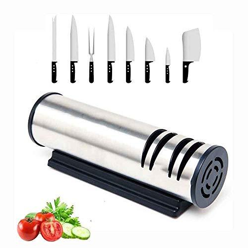 FEE-ZC Automatisch slijpsteen-mes, multifunctioneel keukenmes, snel slijpen van wielen, zeer nauwkeurig snijden, elektrische messenslijper