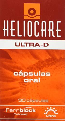 Heliocare - Ultra-D - Vitamina D - 30 cápsulas