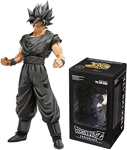 Dragon Ball Figura Son Goku 30 Aniversario Edición Limitada GK Figura de acción Son Goku Estatua Figura de acción Toy Niños Regalos 29 cm Son Goku-Son Goku