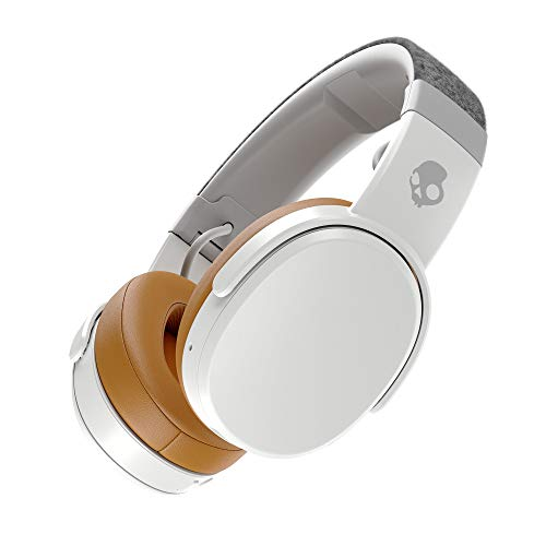 Skullcandy Crusher Wireless ワイヤレスヘッドホン Bluetooth対応 GRAY/TAN S6CRW-K590【国内正規品】