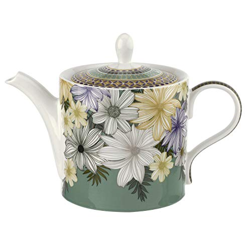 Portmeirion Home & Gifts AT00606 Teiera 2pt, Terracotta