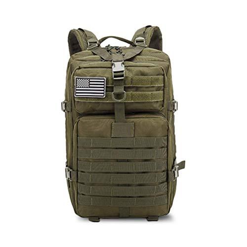50L Large Capacity Men Army Military Tactical Backpack 3P Softback Outdoor Waterproof Bug Rucksack Hiking Camping Hunting Bags