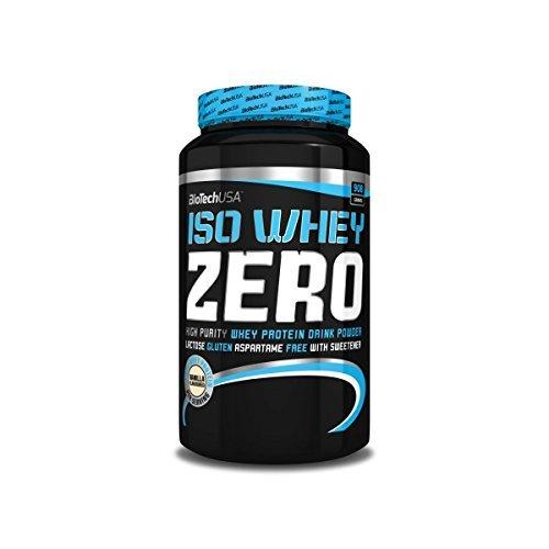 Iso Whey Zero (908g) Biotech USA – Cookies & Cream by Biotech USA