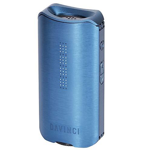 DaVinci IQ2 Vaporizer Blue non contiene tabacco non contiene nicotina