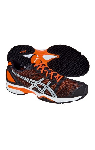 ASICS Zapatillas de Padel Speed Clay naranja-45