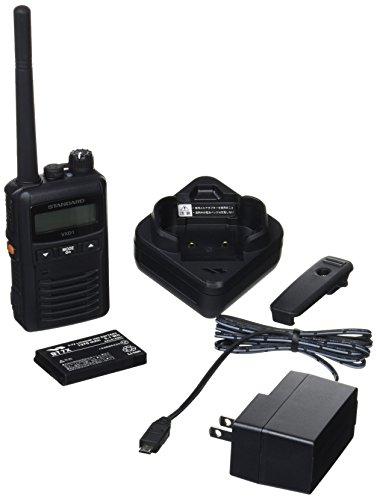 スタンダード デジタル簡易無線(登録局)1Wタイプ携帯型デジタルトランシーバー VXD1 VXD1