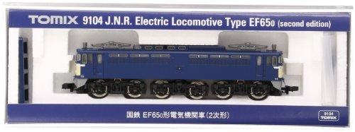 J.N.R. Electric Locomotive Type EF65-0 (Second Edition) (Model Train)