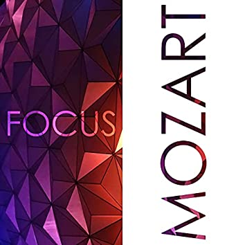 Focus - Music for Concentration: Mozart