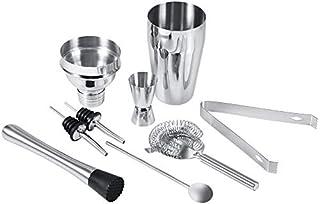 Scra AC Cocktail maken set, goede anti-roest, duurzame, duurzame, gemakkelijk schoon te maken, ijs tang, roerlepel, pour s...