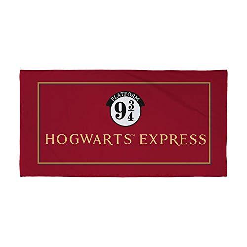 Harry Potter – Toalla – Hogwarts Express – Tren 9 3/4-140 x 70 cm