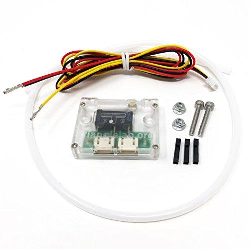 TriangleLab Filament Runout Sensor Detektor für 3D-Drucker, 1,75 mm Filament