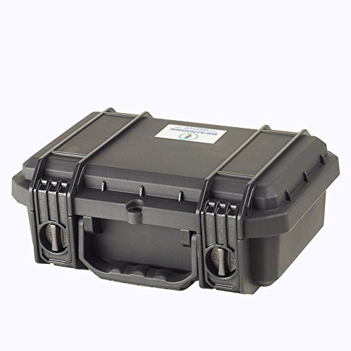 Seahorse SE230 Case with Foam, 11.9 x 8.5 x 4.8 inch, Black, one Size