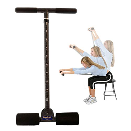 CoreStretch - Adjustable Upper and Lower Back Stretcher, Physical Therapy Tool For Back...