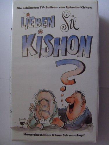 Die schönsten TV Satiren von Ephraim Kishon.