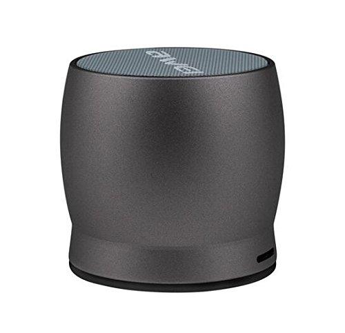 Awei Y500 Mini Altavoz Bluetooth 3D Estéreo Portátil Inalámbrico Altavoz TF Tarjeta Audio USB Reproductor de Música PC Altavoz (Negro)