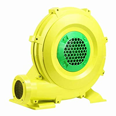 750 Watt Inflatable Bounce House Blower, Air Blower for Inflatable Castle and Jump Slides, Portable and Powerful Inflatable Blower Fan Pump