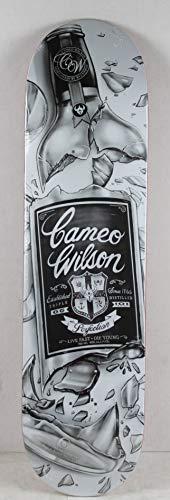 Darkstar - Tavola da Skateboard Rider Stock D2 Cameo Wilson, 20 x 80 cm